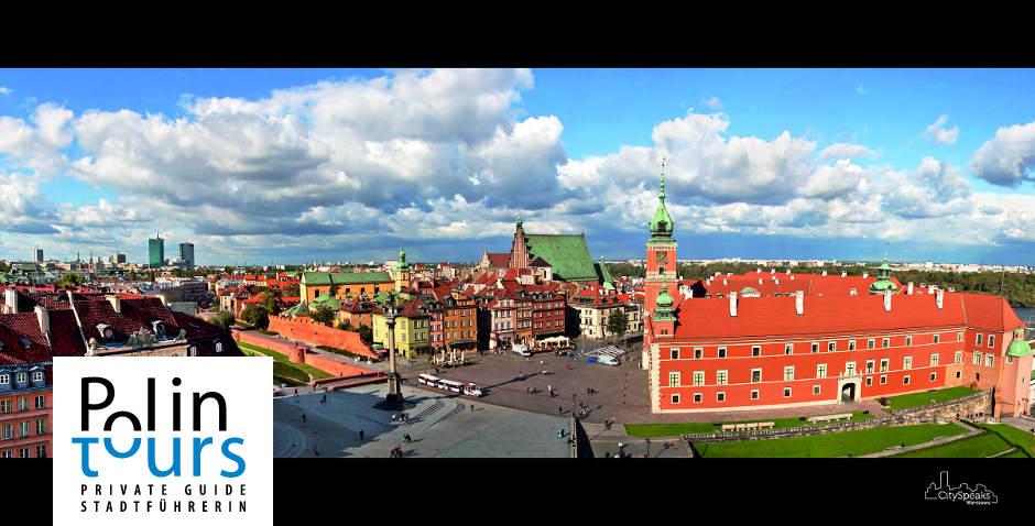 Touren und Reisen mit PolinTours, Jüdisches Warschau, Ghetto